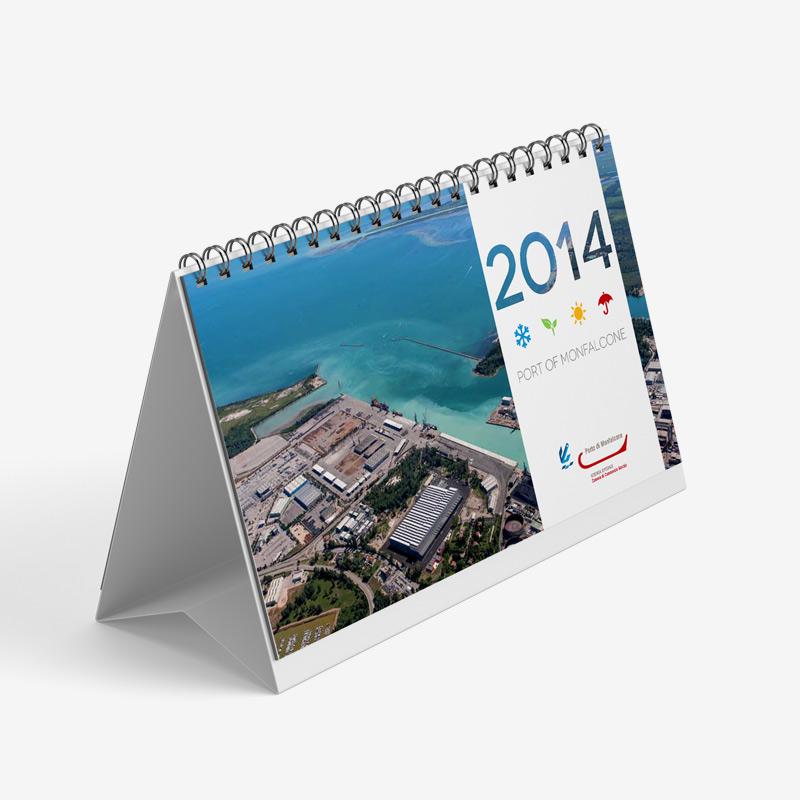 Calendario Porto di Monfalcone