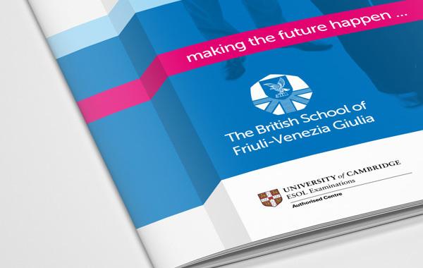British School FVG brochure