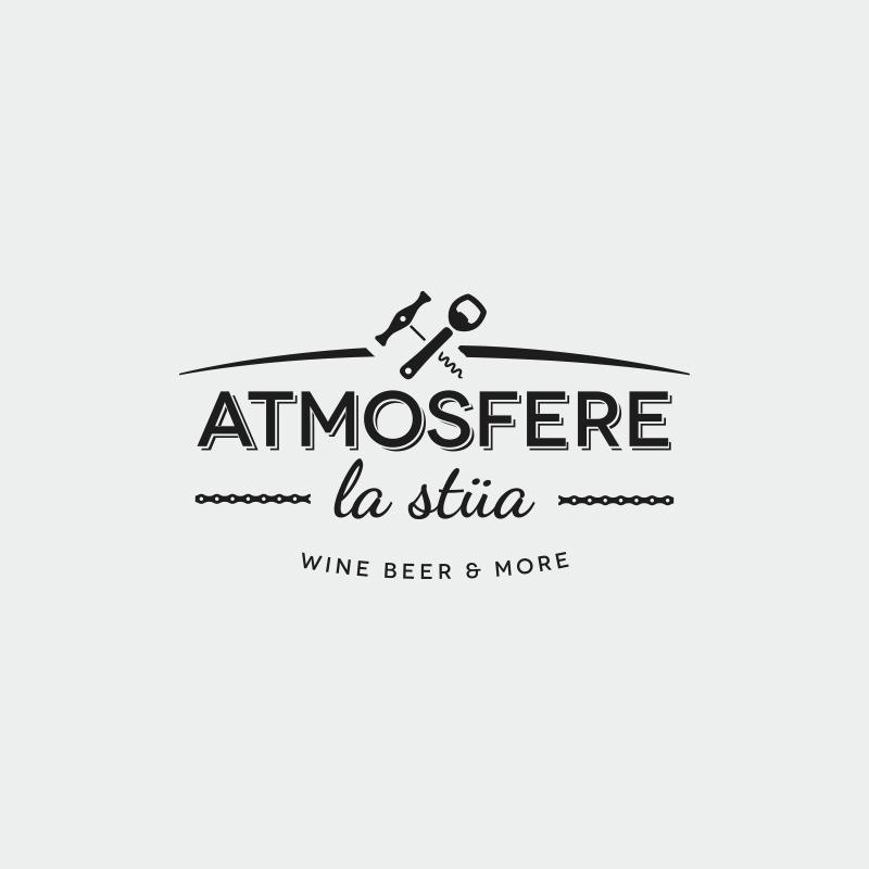 Creazione logo Atmosfere la Stüa