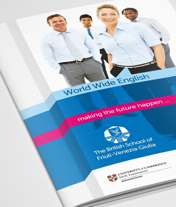 Brochure informativa British School FVG
