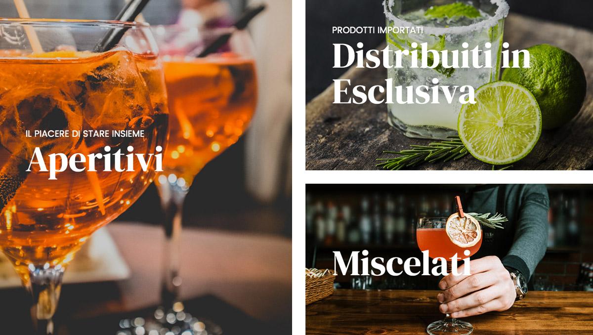 Ciemme Liquori website